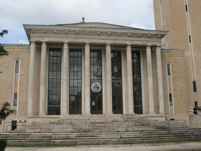 University Calvinist Church, Debrecen