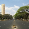 Utility Building MG Road Bangalore