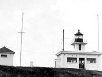 Point Retreat Light