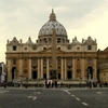 Vatican Palace From St. Peter's Square