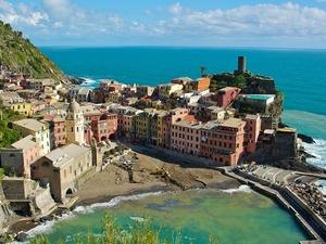 Ring Trekking In Cinque Terre Photos