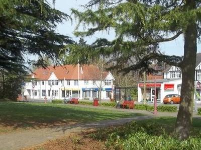 Verwood Town Centre