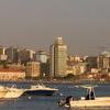 View Of Luanda Bay From Ilha De Luanda June 2008