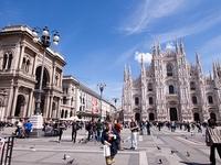 Piazza del Duomo Milan