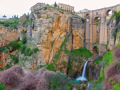 View Ronda Old City - Malaga - Spain Andalusia
