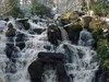 Virginia  Water  Lake Waterfall