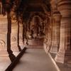 Vishnu Image In Cave Temple No. 3