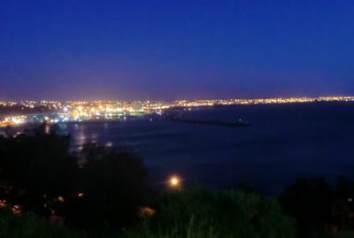 The Port And The Coastline Of Safi