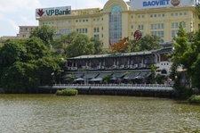 VP Bank Building At Hoan Kiem Lake