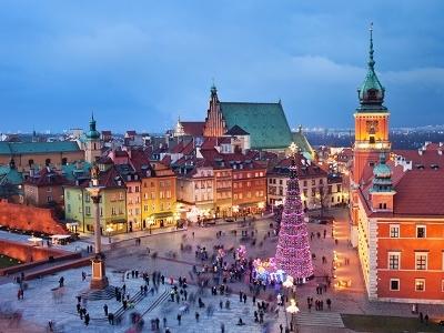 Warsaw Old Town - Poland