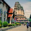 Wat Chedi Luang View