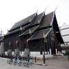 Wat Phan Tao Side