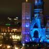 Breitscheidplatz And Kaiser Wilhelm Memorial Church At Night