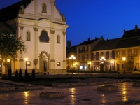 White Church-Vác