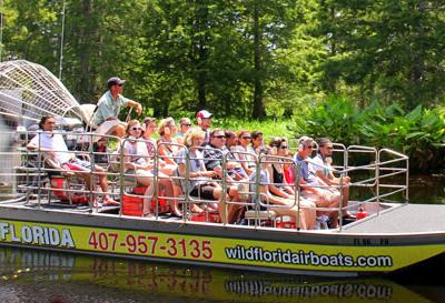 Wild Florida Boat Tours