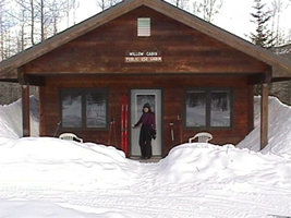 Willow Winter Public Use Cabin