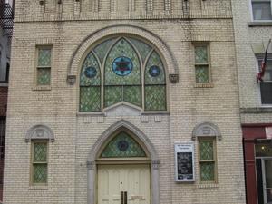 Old Broadway Synagogue