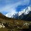 Yala Peak (left) 5,520 M