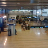 Zagreb Airport Departure Hall