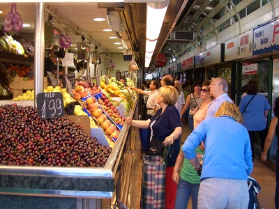 Zaragoza Market