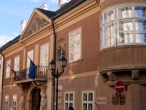 Zichy palace