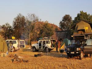 Zimbabwe Budget Camping Safari - ThisAndThat Safaris Photos
