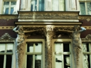 Art Noveau and Riga Photos