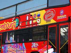 City Sightseeing Luxembourg Photos