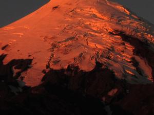 Climbing Osorno Volcano Photos