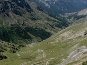 Cycle The Alps Photos