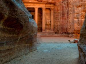 Excursion to Petra Photos