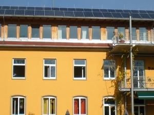 Freiburg and solar energy Photos