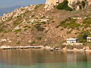 Half day excursion at The Devil's Saddle in the Angel's Gulf of Cagliari Photos