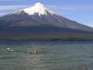 Photografic Safari  Osorno Volcano & Petrohue  Waterfall & Todos Los Santos Lake  - Chile Photos