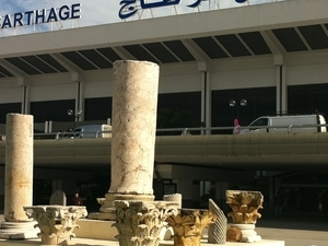 Private Arrival Transfer: Tunis International Airport to Tunis Hotels Photos