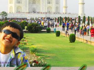 Private Full Day Taj City Tour with Sunrise Visit of Tajmahal Photos