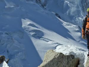 Private High Mountain Guiding Photos