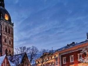 Riga the Pearl of the Baltics Photos