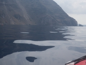 Santorini - Thirassia Inn-to-Inn Kayaking Circumnavigation Photos