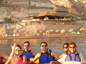 South Discovery Seakayak Santorini Photos