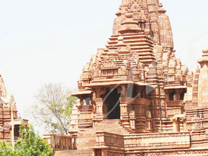 Temples Tour of Khajuraho with local guide and Private Transfer Photos