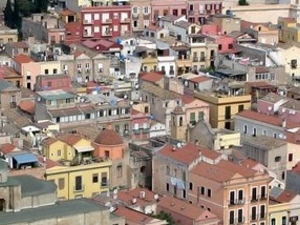 The quarter of Castello and the archaeological museum of Cagliari Photos
