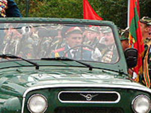 Tiraspol - Back in USSR Photos