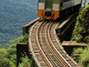 Touristic train to Morretes Photos