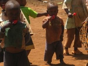 Volunteering in Tanzania - Work at English Boarding School Photos