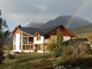 Patagonian Hights Mountain Retreat