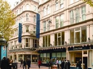The Macdonald Burlington Hotel
