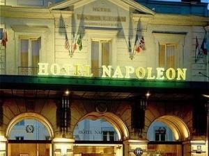 Hotel Napoleon Fontainebleau
