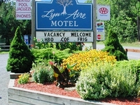 Lynaire Motel Lake George