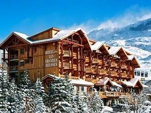 Hmc Hotel Les Grandes Rousses